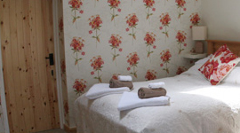 Rooms and Rates at the Garden Rooms Bed & Breakfast